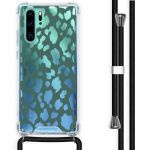 iMoshion Coque Design avec cordon Huawei P30 Pro - Léopard
