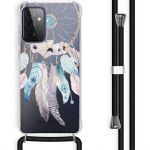 iMoshion Coque Design avec cordon Galaxy A72 - Attrape-rêves