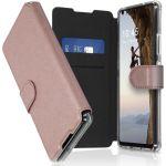 Accezz Étui de téléphone Xtreme Wallet Samsung Galaxy A42 - Rose