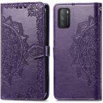iMoshion Etui de téléphone Mandala Xiaomi Poco M3 - Violet