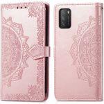 iMoshion Etui de téléphone Mandala Xiaomi Poco M3 - Rose Champagne