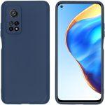 iMoshion Coque Color Xiaomi Mi 10T (Pro) - Bleu foncé