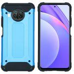 iMoshion Coque Rugged Xtreme Xiaomi Mi 10T Lite - Bleu clair