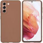 iMoshion Coque Color Samsung Galaxy S21 - Taupe