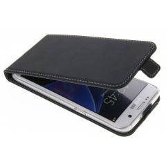 Accezz Étui à rabat Samsung Galaxy S7 Edge - Noir