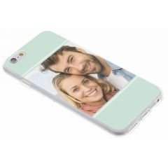 Concevez votre propre coque en gel iPhone 6 / 6s
