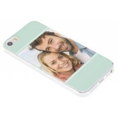 Concevez votre propre coque en gel iPhone 5 / 5s / SE
