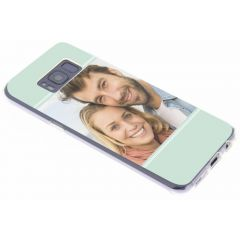 Concevez votre propre coque en gel Samsung Galaxy S8