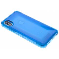 UAG Coque Plyo iPhone Xs / X - Bleu