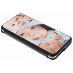 Conceptions portefeuille gel (une face) Samsung Galaxy S9