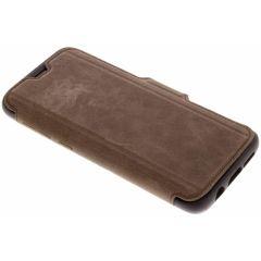 OtterBox Étui de téléphone Strada Samsung Galaxy S9 - Brun