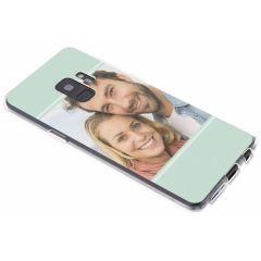 Concevez votre propre coque en gel Samsung Galaxy S9