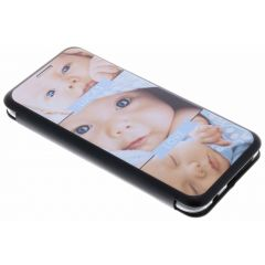 Conceptions portefeuille gel (une face) Huawei P20 Lite