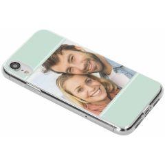 Concevez votre propre coque en gel iPhone Xr