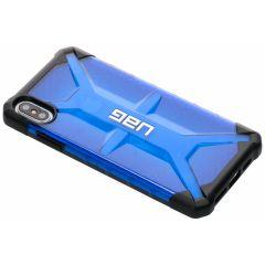 UAG Coque Plasma iPhone Xs Max - Bleu