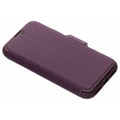OtterBox Étui de téléphone Strada iPhone Xs / X - Violet