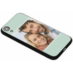 Concevez votre propre coque en gel iPhone Xr - Noir