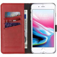 Selencia Étui de téléphone en cuir véritable iPhone 8 Plus / 7 Plus