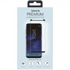 Selencia Protection d'écran premium en verre durci Galaxy S8
