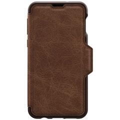 OtterBox Étui de téléphone Strada Samsung Galaxy S10e - Brun