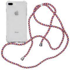 iMoshion Coque avec cordon iPhone 8 Plus / 7 Plus - Violet