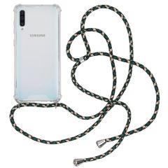 iMoshion Coque avec cordon Samsung Galaxy A50 / A30s - Vert