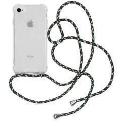 iMoshion Coque avec cordon iPhone SE (2020) / 8 / 7 - Vert