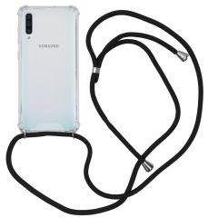 iMoshion Coque avec cordon Samsung Galaxy A50 / A30s - Noir