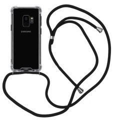 iMoshion Coque avec cordon Samsung Galaxy S9 - Noir