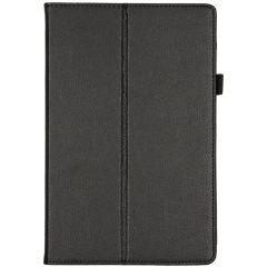 Étui de tablette portefeuille lisse Samsung Galaxy Tab S5e