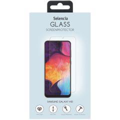 Selencia Protection d'écran en verre durci Samsung Galaxy A10