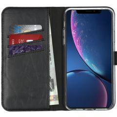 Selencia Étui de téléphone en cuir véritable iPhone 11 Pro Max