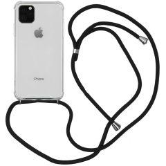 iMoshion Coque avec cordon iPhone 11 Pro Max - Noir