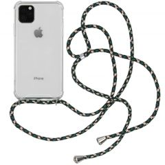 iMoshion Coque avec cordon iPhone 11 Pro Max - Vert