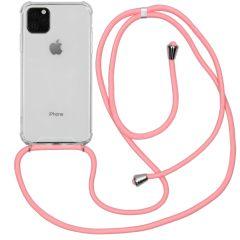 iMoshion Coque avec cordon iPhone 11 Pro Max - Rose