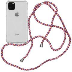 iMoshion Coque avec cordon iPhone 11 Pro Max - Violet