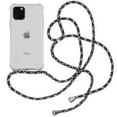 iMoshion Coque avec cordon iPhone 11 Pro - Vert