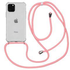 iMoshion Coque avec cordon iPhone 11 Pro - Rose