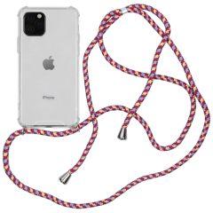 iMoshion Coque avec cordon iPhone 11 Pro - Violet