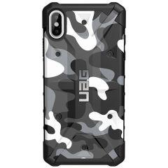 UAG Coque Pathfinder iPhone Xs Max - Blanc