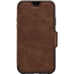 OtterBox Étui de téléphone Strada iPhone 11 - Brun