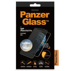 PanzerGlass Protection d'écran CamSlider™ Privacy iPhone 11 Pro / Xs / X