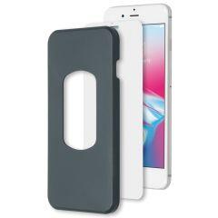Accezz Protection d'écran Glass + Applicateur iPhone 8 /7/6(s) Plus