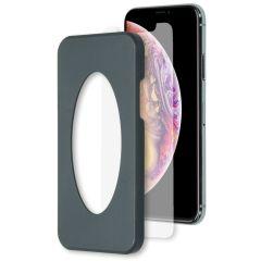 Accezz Protection d'écran Glass + Applicateur iPhone 11 Pro / Xs /X