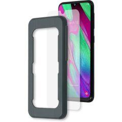 Accezz Protection d'écran Glass + Applicateur Samsung Galaxy A40