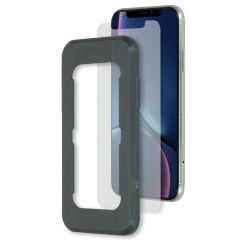 Accezz Protection d'écran Glass + Applicateur iPhone 11 / Xr