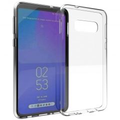 Accezz Coque Clear Samsung Galaxy S10e - Transparent