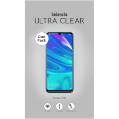 Selencia Protection d'écran Duo Pack Ultra Clear Huawei P30