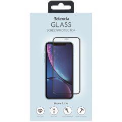 Selencia Protection d'écran premium en verre durci iPhone 11 / Xr