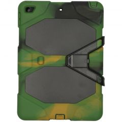 Coque Protection Army extrême iPad 10.2 (2019 / 2020) - Vert
